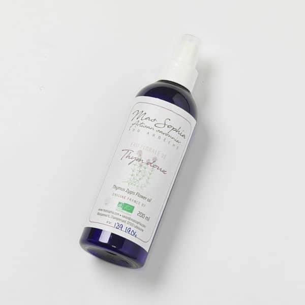 Hydrolat de Thym doux Bio